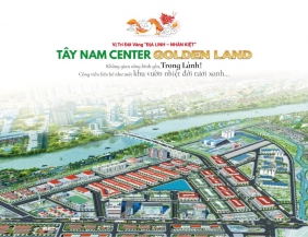 KDC Tây Nam Center Golden Land